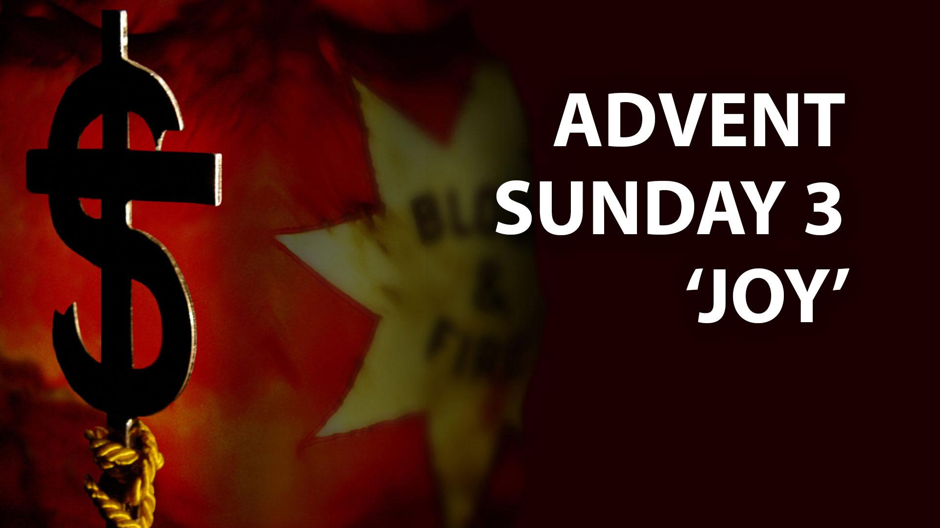Sunday, 13 December 2020